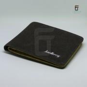محفظة جلدية بتصميم عملي وانيق